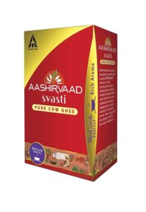 aashirvaad svasti ghee in india