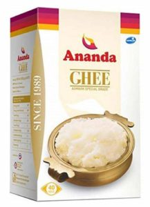 ananda pure ghee in india