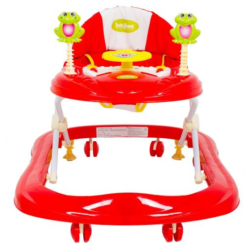 BAYBEE Smart Witty Plastic Round Baby Walker in India