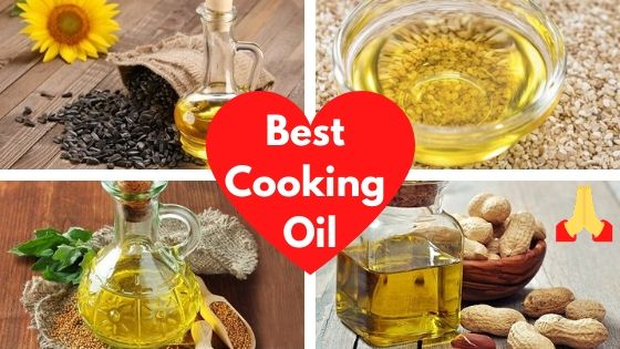 best edible cooking oil india
