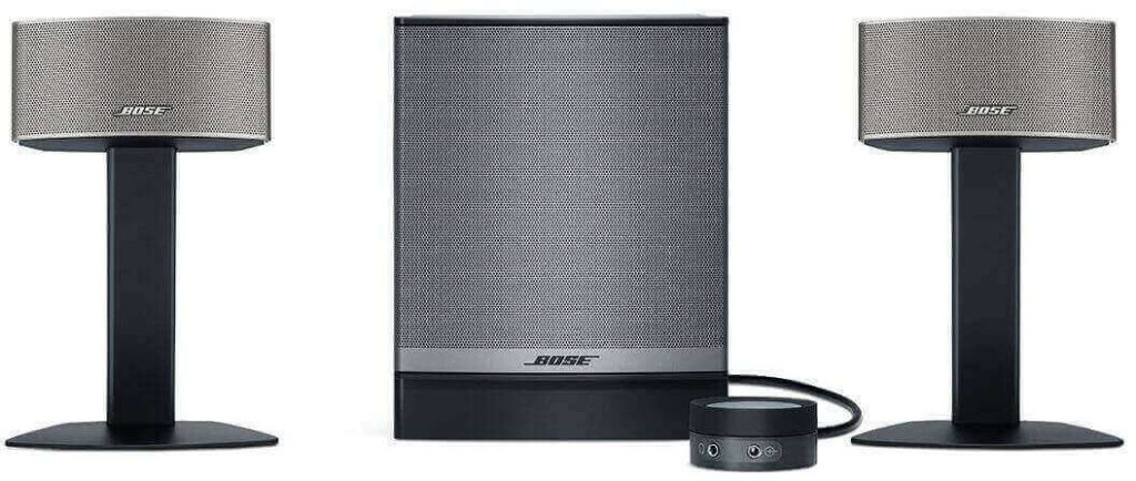 Buy Bose Companion 50 Multimedia Speaker System in India