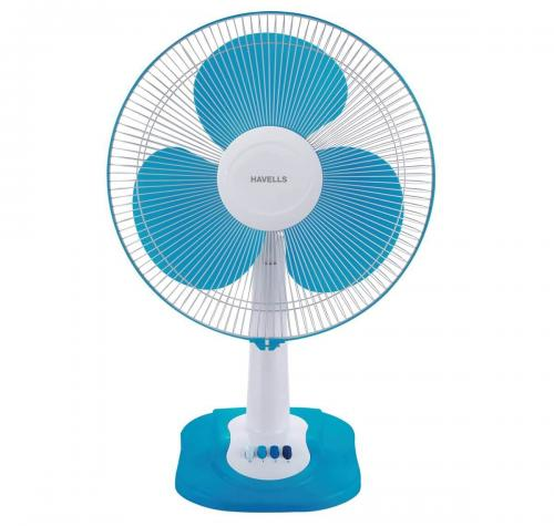 Havells Swing ZX 400mm Table Fan online shopping India
