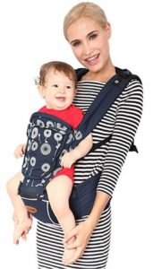 Kiddale Cotton Baby Carrier in India