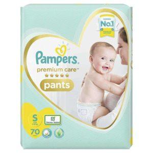 Pampers Premium Care Diaper Pants in India