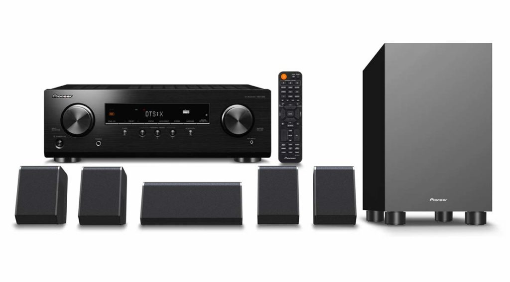 Shop Pioneer Home Theater Complete house package in India