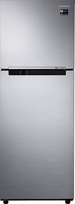 Buy Samsung 253 L 3 Star Inverter Frost-Free Double-door Refrigerator India