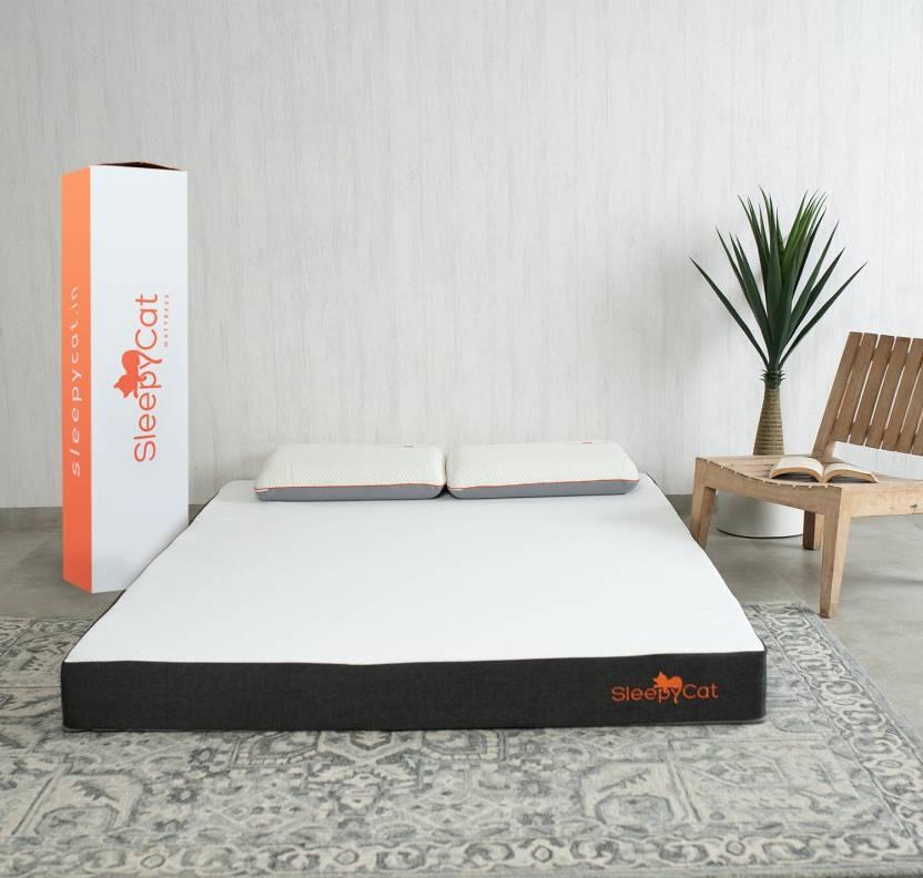 SleepyCat Original Orthopedic Gel Memory Foam in India