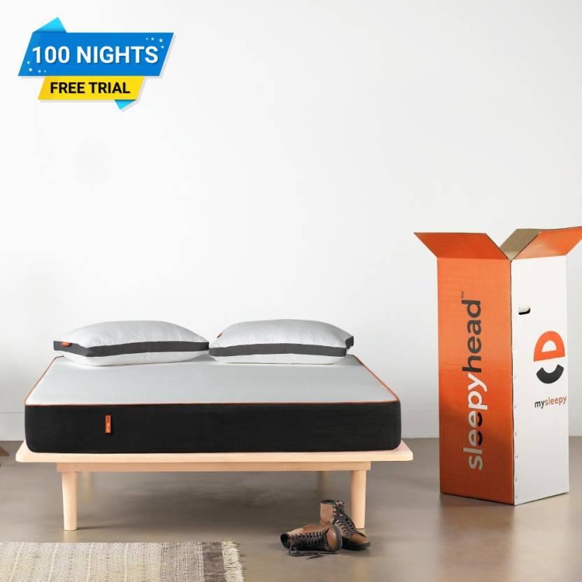 Sleepyhead Orthopedic Memory Foam Mattress India