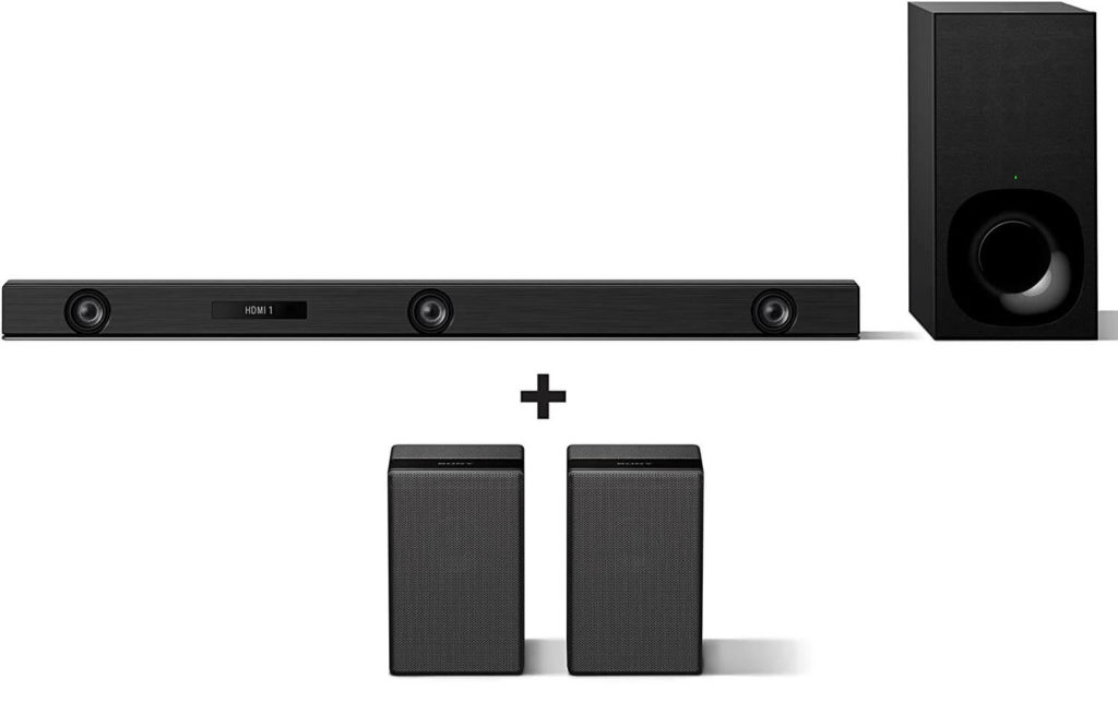 Buy Sony HT-Z9F Wireless Subwoofer, Bluetooth Connectivity, Built-in Wi-Fi Home Theatre System India