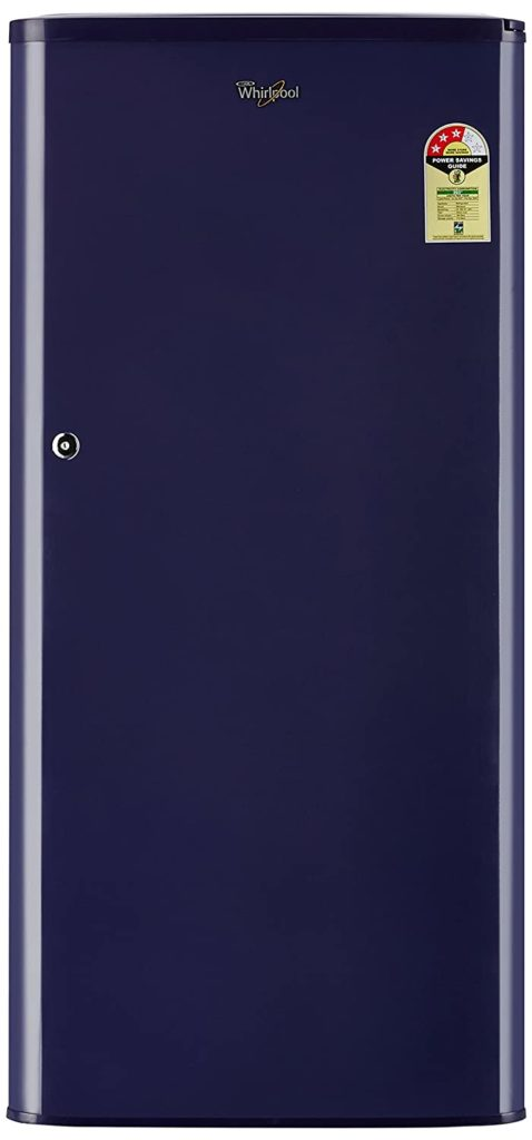 Buy Whirlpool Best Single Door Refrigerator 190 L India