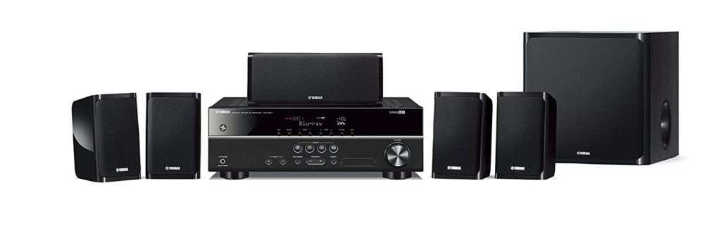 Buy Yamaha Home Theater System India
