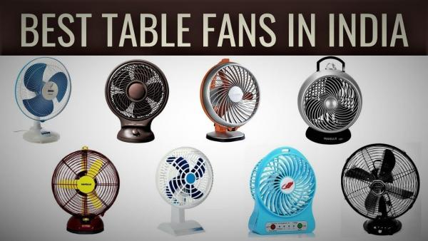 Best high speed table and wall fans