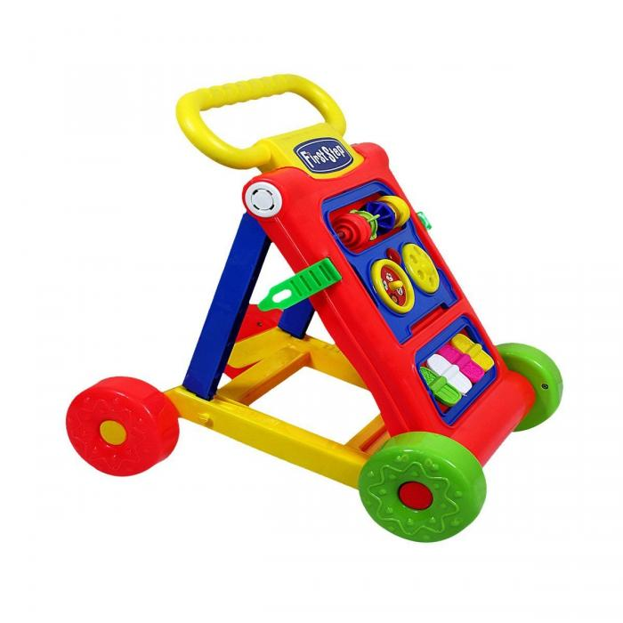 Buy Goyal's My First Step Baby Activity Walker for 1.5 Years kids in India