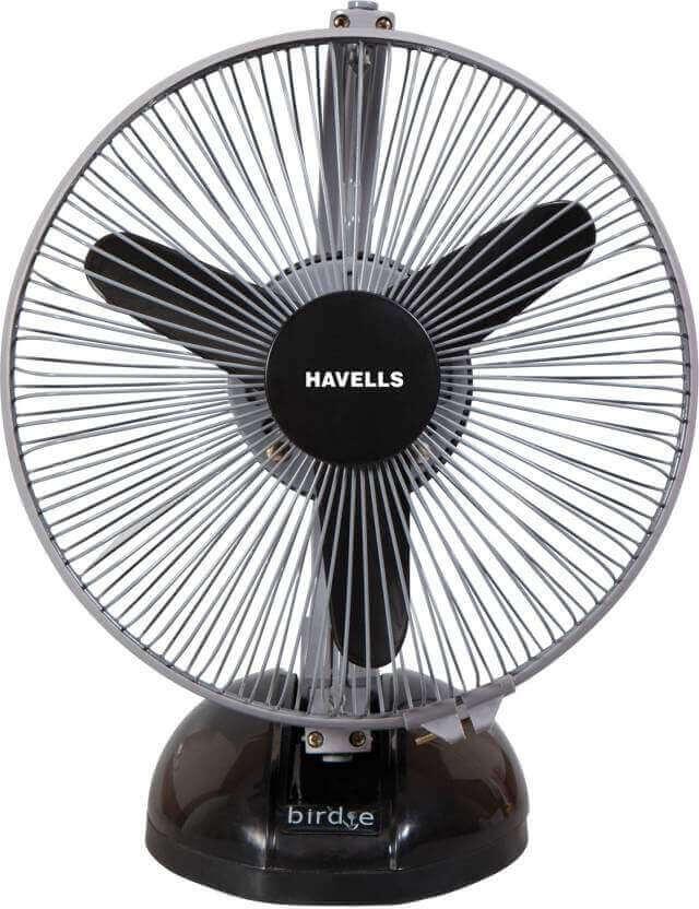 Havells Birdie Table Fan in India