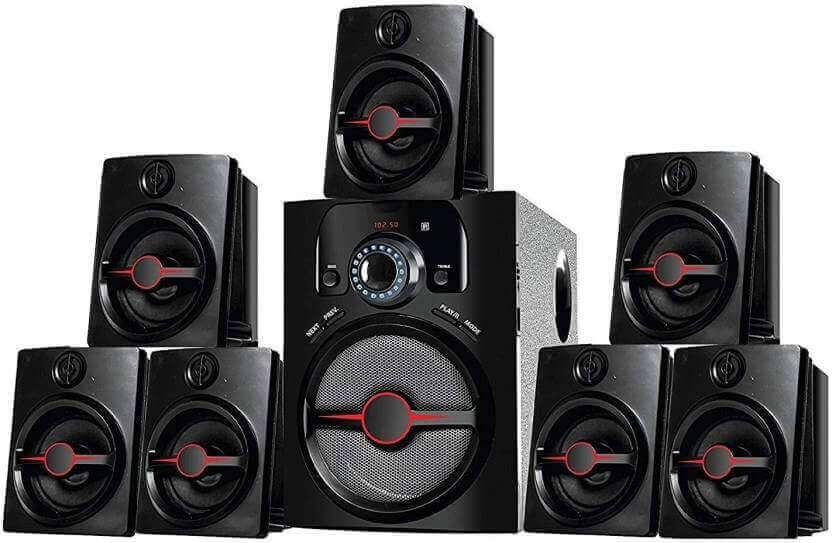 i kall speaker home theatre system