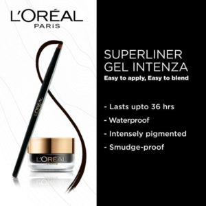 loreal paris eyeliner in india
