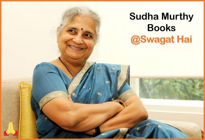 sudha murty books list