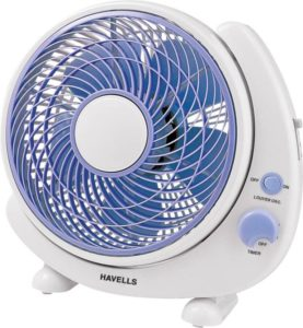 Buy Havells Crescent 250mm Table Fan in India