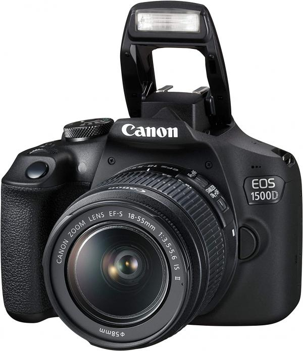 Buy Canon EOS 1500D DSLR Camera Under 30000 in India