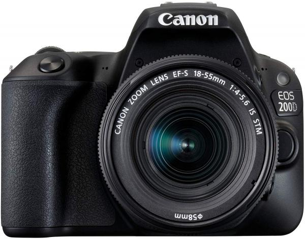 Buy Canon EOS 200D 24.1MP Digital SLR Camera in India Under 50,000 rupees