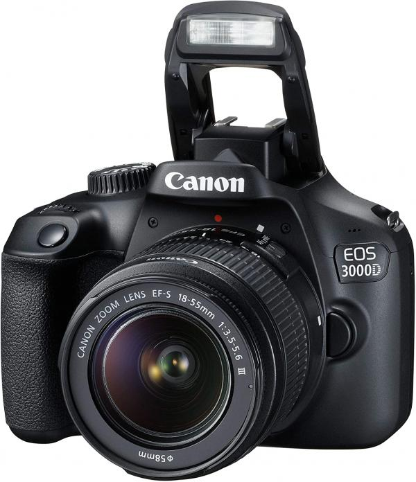 Buy Canon EOS 3000D 18MP DSLR Camera under 30,000 in India