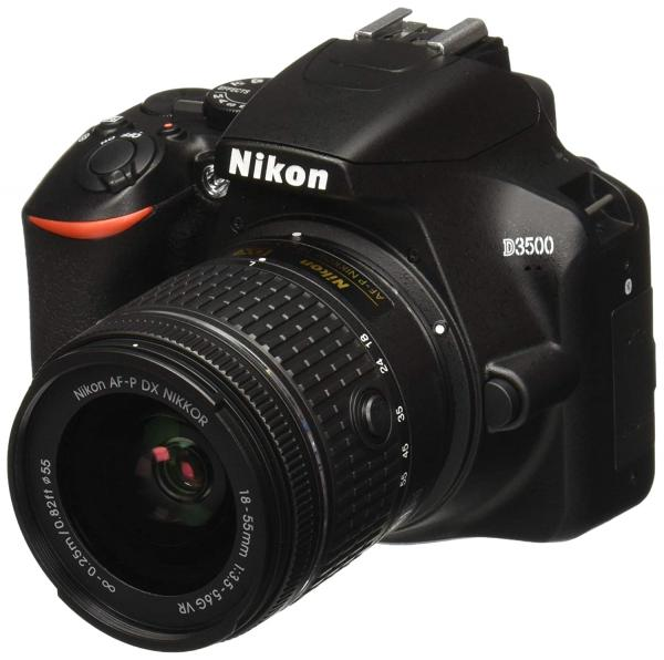 Buy Nikon D3500 WAF P Dx Nikkor DSLR Camera Under 30,000 Rs in India