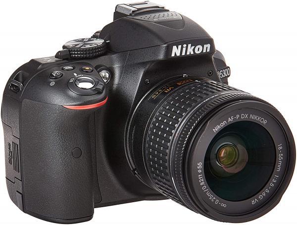 Nikon D5300 24.2MP Digital DSLR Camera under 50000 rupees in India