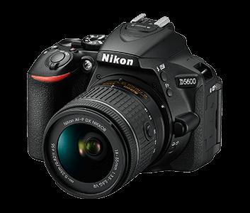 Nikon D5600 DSLR Camera Under 50,000 Rupees
