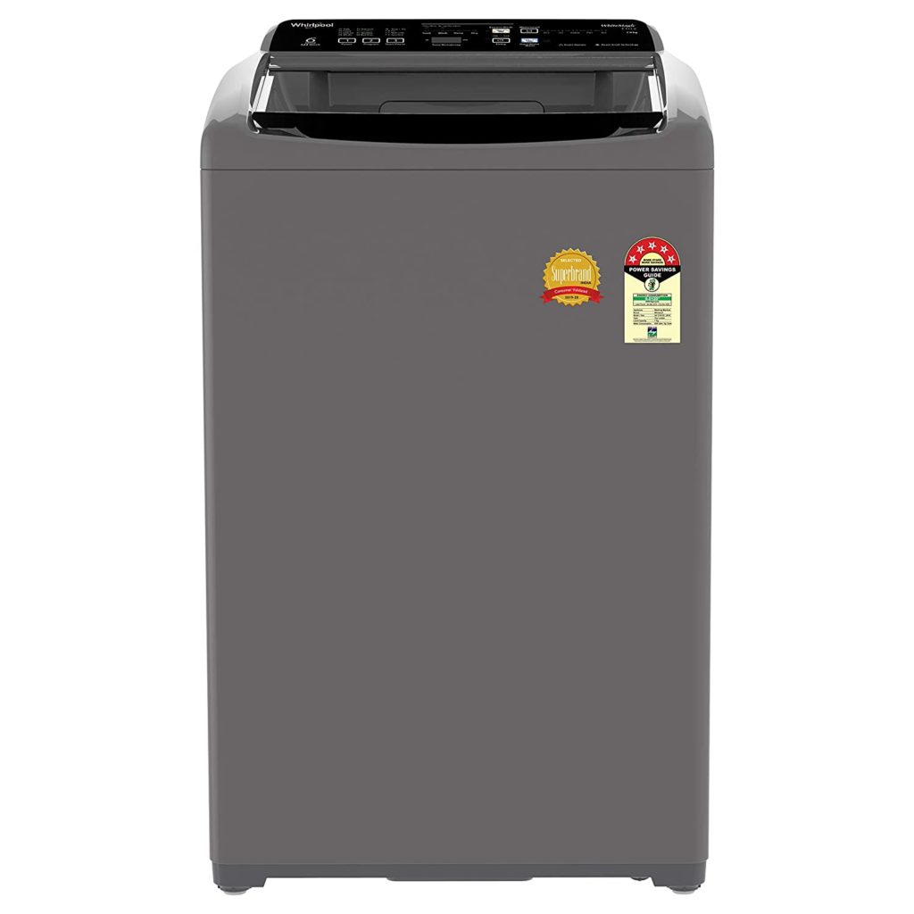Whirlpool 7 kg 5 Star Fully-Automatic Top Loading Washing Machine Under 15000 Rupees