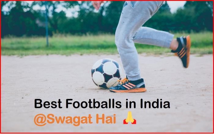 best football options in india