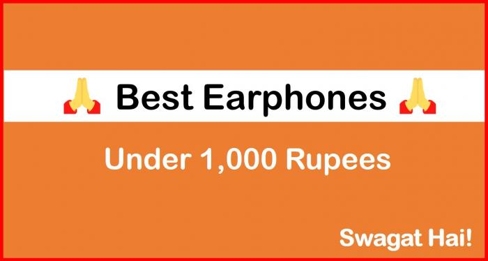 best headphones options under 1k in India