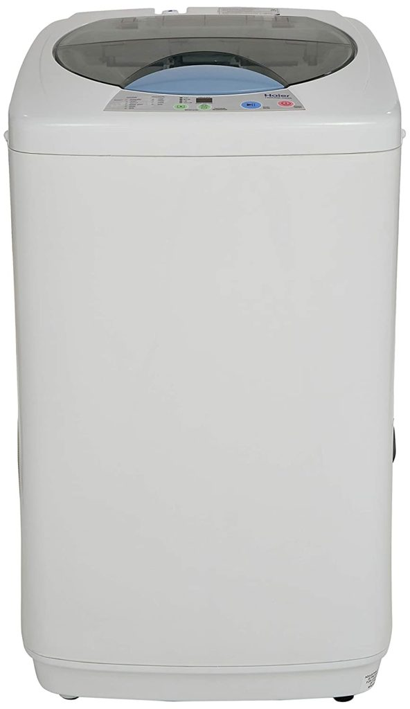 Haier 5.8 kg Fully-Automatic Top Loading Washing Machine Under 12000 Rupees