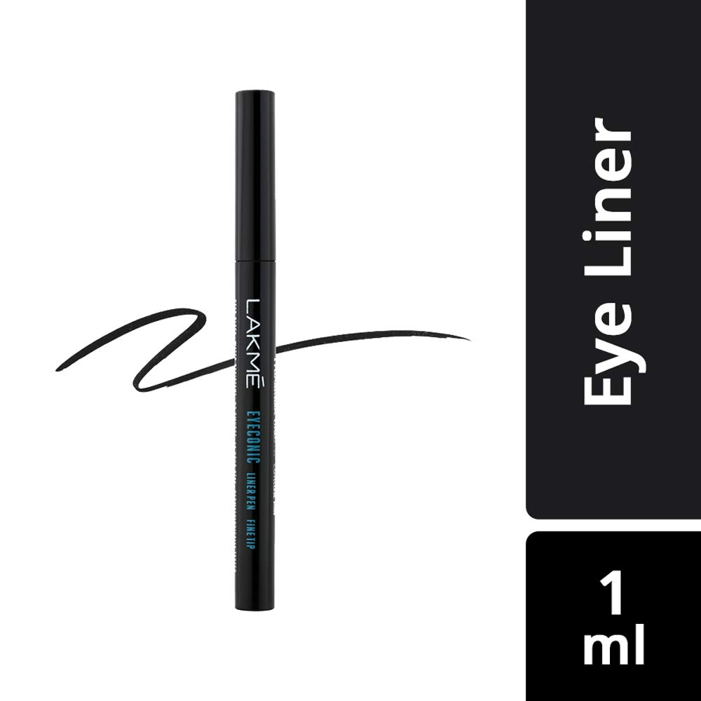 Buy Lakme Eyeconic Fine Tip Liner Pen in india