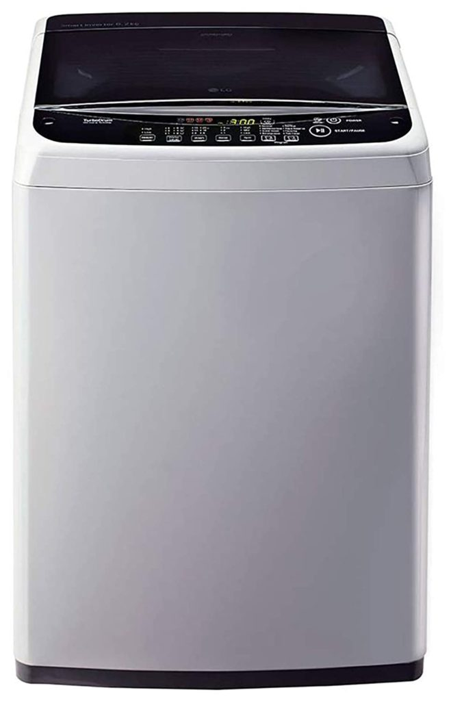 LG 6.2 kg Inverter Fully-Automatic Top Loading Washing Machine Under 20000 Rupees