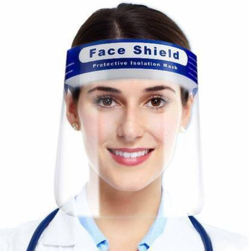 face shield mask in india for coronavirus safety
