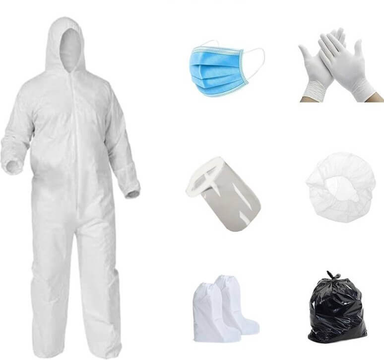 PPE Kits for Corona in India