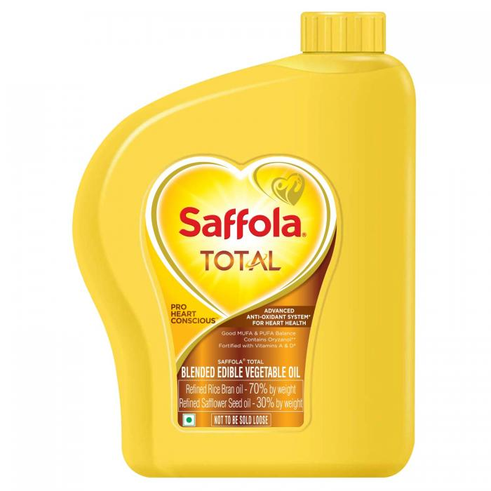 saffola oil for heart in India